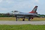 General Dynamics F-16AM J-006 (9174183850).jpg