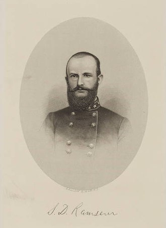 Stephen Dodson Ramseur - Image: General Stephen Dodson Ramseur
