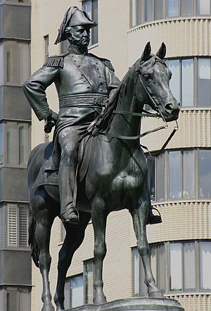 Henry Kirke Brown - Image: General Winfield Scott statue (45726769)