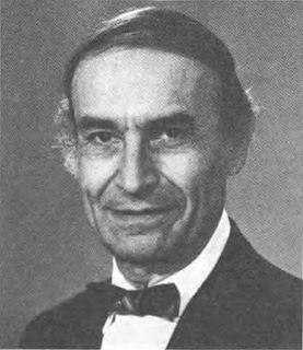 George M. White American architect