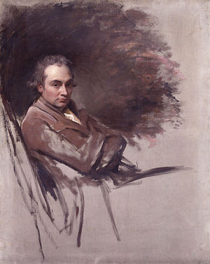 George Romney (painter) - George Romney Self-portrait