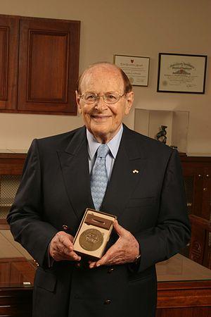 George Rosenkranz - Image: George Rosenkranz HD2004 Winthrop Sears Medal