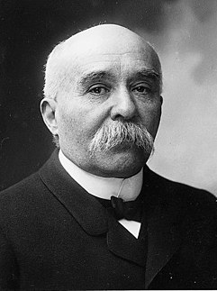 Georges Clemenceau 54th Prime Minister of France