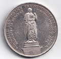Geschichtsdoppeltaler 1848 Ritter von Gluck.png