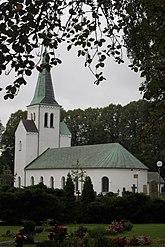 Fil:Getinge kyrka.jpg