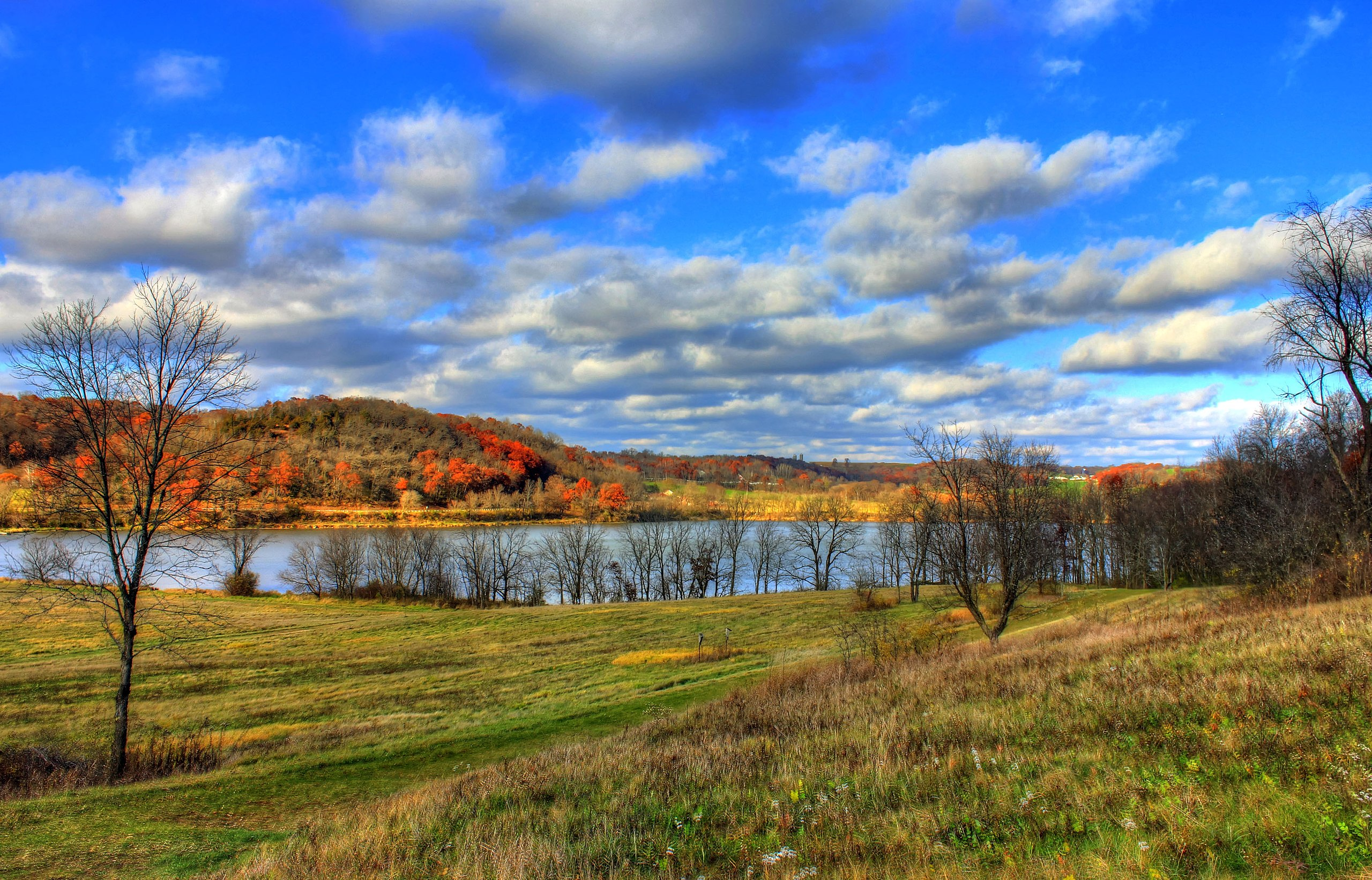 JPG DXF Printable Wisconsin Landscape SVG