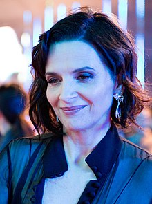 Ghost In The Shell World Premiere Red Carpet- Juliette Binoche (37404885481) (cropped).jpg