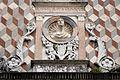 Giovanni antonio amadeo, facciata della cappella colleoni, 1472-75, finestra di dx 02.JPG