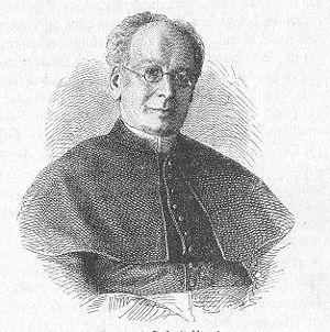 Giuseppe Pecci - Cardinal Pecci in 1872
