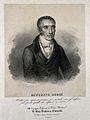 Giuseppe Bolis. Lithograph by J. Barbiroli. Wellcome V0000636.jpg