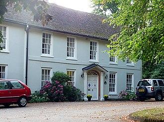 Chaldon - Image: Glebe House, Chaldon geograph.org.uk 1466447