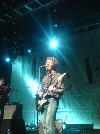 Glen Hansard - Glen Hansard, live at Vicar Street, Dublin, 31 December 2006