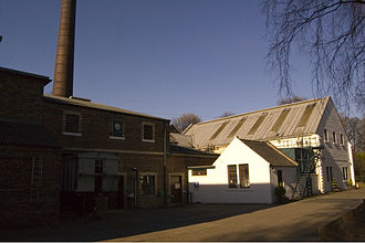 Glenkinchie distillery - Glenkinchie Distillery