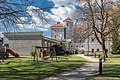 Gmuend Hauptplatz 1 Schloss Lodron Ost-Ansicht 06042017 7246.jpg