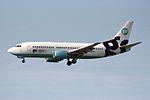 Go Fly Boeing 737-3Y0 G-IGOA (27181541716).jpg