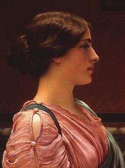 Godward-A Classical Beauty