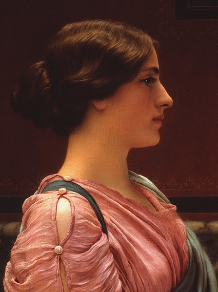 File:Godward-A Classical Beauty.jpg