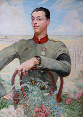 Portrait of Antoni Jan Götz (1895-1962)
