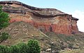 Golden Gate Highlands National Park, from the campsite - view east - panoramio.jpg