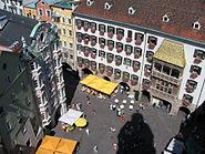 Goldenes Dachl2