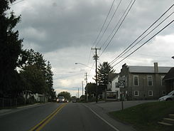 Goodville Pennsylvania State Route 23.jpg