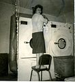 Goodwill Laundromat Claxton Ray and employees 1950s 05.jpg