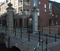 Gorinchem - rijksmonument 16700 - Kazernepoort 20120311.jpg