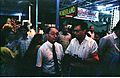 Goto and NCSM Dignitaries - Dinosaurs Alive Exhibition - Science City - Calcutta 1995-06-15 256.JPG