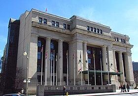 Il Senato del Canada si trova in Senato del Canada edificio a Ottawa