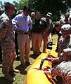 Governor Jindal visits flood protection efforts in Gibson.jpg