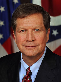 Governor John Kasich (cropped2)