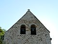 Grèzes (24) église clocher-mur.JPG