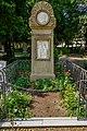 Grab von Philipp Joseph und Caroline von Rehfues, Alter Friedhof, Bonn - Frontalansicht.jpg