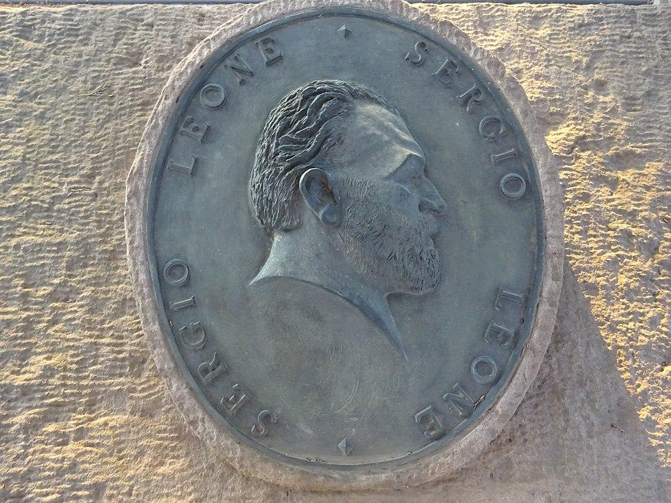 Grabstätte Sergio Leone I