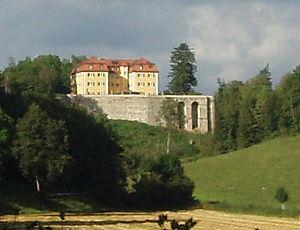 Gomadingen - Grafeneck Castle
