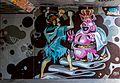 Graffiti Unterführung Hirzbergstraße (Freiburg im Breisgau) jm53381.jpg
