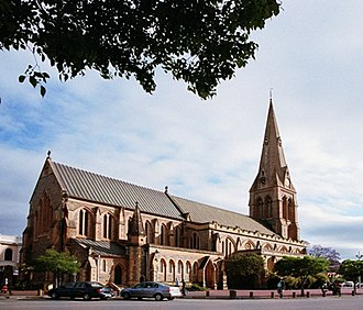 Diocese of Grahamstown - Image: Grahamstown 1 wiki