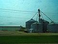 Grain Elevator South of Wanuakee - panoramio.jpg