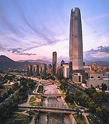 Santiago De Chile Wikipedia La Enciclopedia Libre