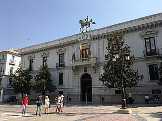 Ayuntamiento de Granada Local government of the city of Granada