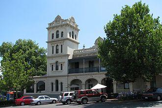 Yarra Glen, Victoria - Grand Hotel