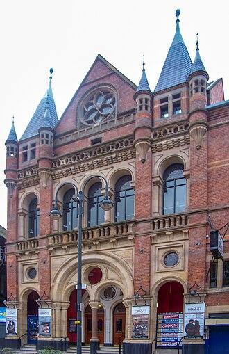 Opera North - The Grand Theatre, Leeds, home of Opera North