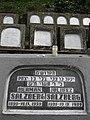 Gravestone of Victim of 1939 Nazi Massacre of Jewish Men - Jewish Cemetery - Przemysl - Poland (36372388915).jpg