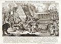 Gravure anglaise propagande contre Louisbourg et la Canada francais en 1755.jpg