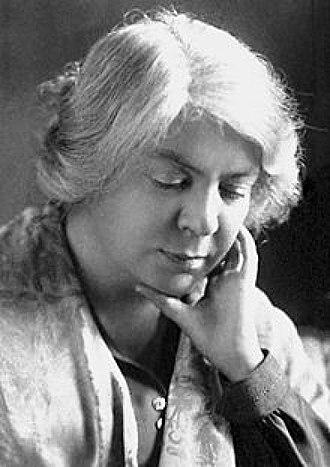 Grazia Deledda - Deledda in 1926, from the Nobel Prize website