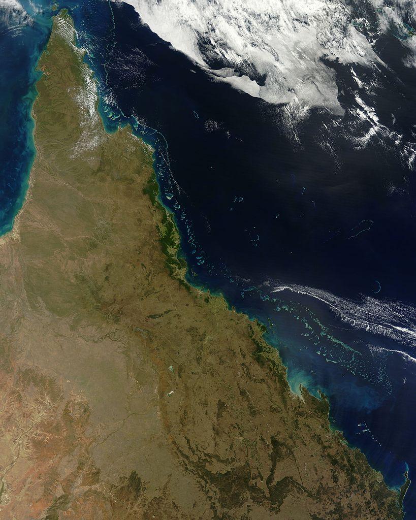 File Great Barrier Reef Australia Flickr Nasa Goddard