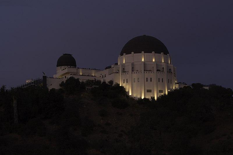 File:Griffith Observatory - Dusk.jpg
