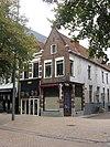 foto van Hoekpand (Tabaksspeciaalzaak A-Kerk)