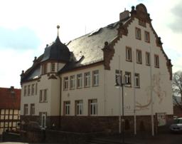 Grossenlueder hessen rathaus
