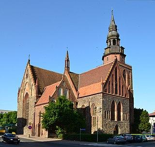 Gryfino Place in West Pomeranian Voivodeship, Poland